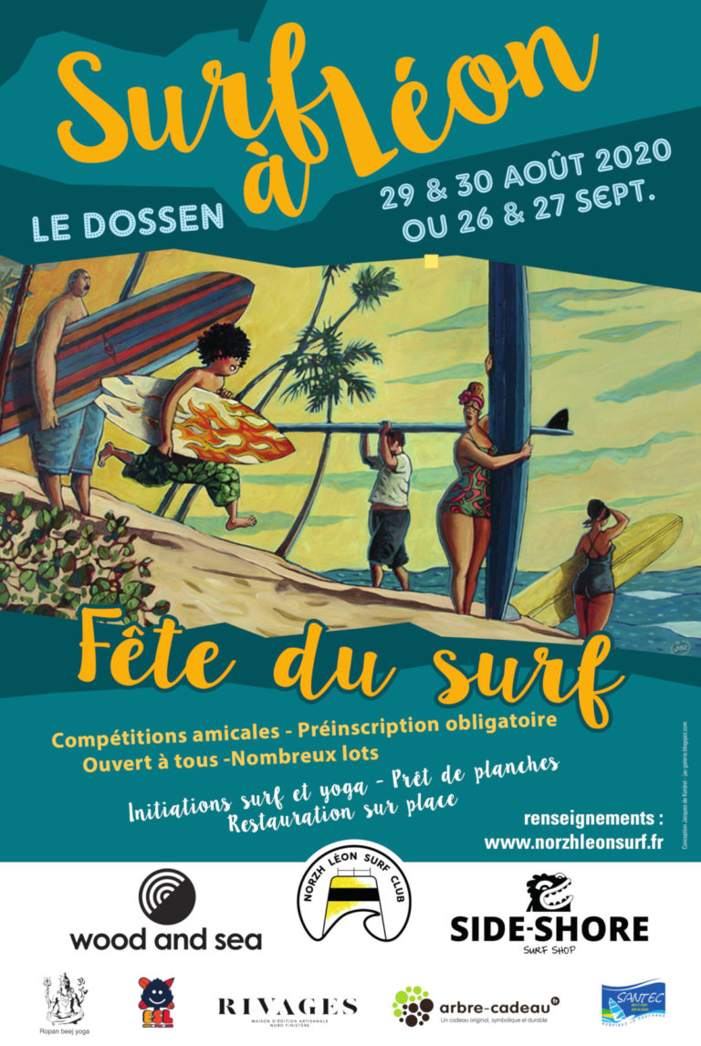 Surf à Léon 2020