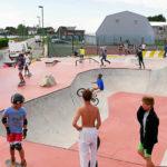ABC skatepark - Crozon